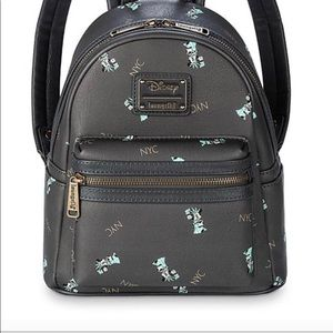 NYC Minnie Mouse backpack Loungefly